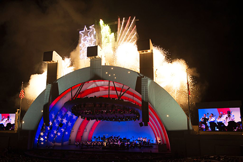 Hollywood Bowl 2015